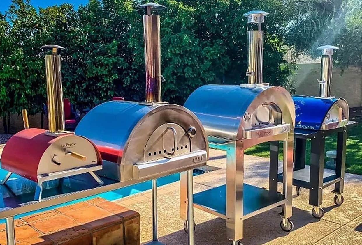 Brassworks Pizza Oven